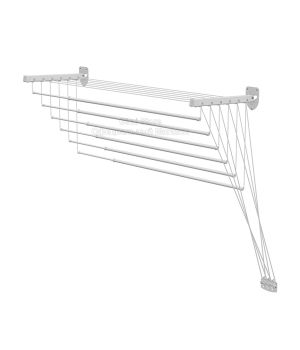 Сушилка для белья настенно-потолочная Gimi Lift 240 Белый